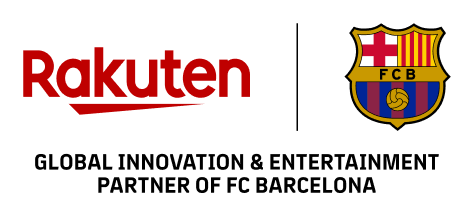 Rakuten FC BARCELONA MAIN GLOBAL PARTNER